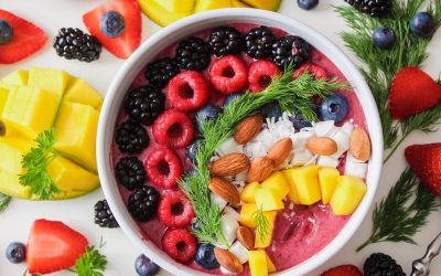 Beberapa Makanan Sumber Vitamin E
